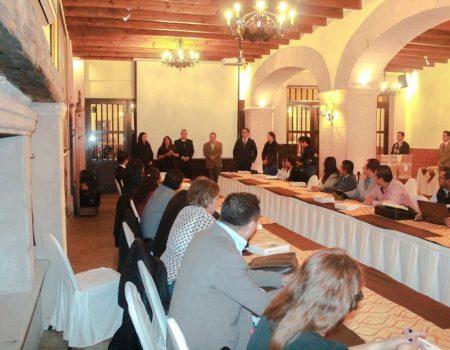 Apertura TJA Guanajuato La Generación 2018 De La Especialidad En Justicia Administrativa.