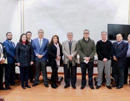 Acuden Tribunales De San Luis Potosí Y Coahuila, A Conocer Juicio En Línea Del TJA Guanajuato.