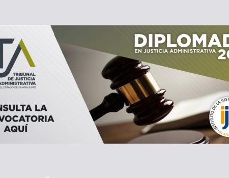 DIPLOMADO EN JUSTICIA ADMINISTRATIVA 2018