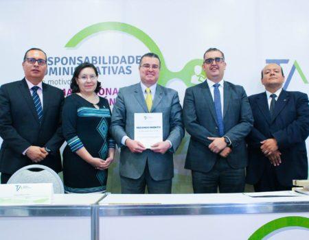 """Organiza TJA Guanajuato Conferencia """"Responsabilidades Administrativas Con Motivo Del Sistema Nacional Anticorrupción""""."""