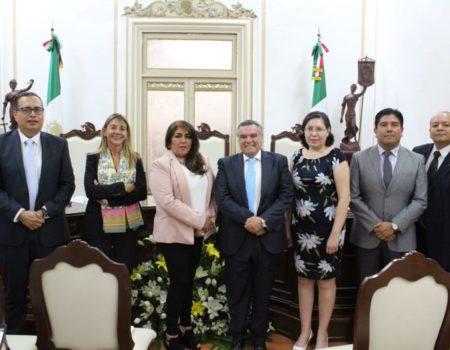 Celebra TJA Guanajuato Conferencias Internacionales Con Destacados Ponentes De España