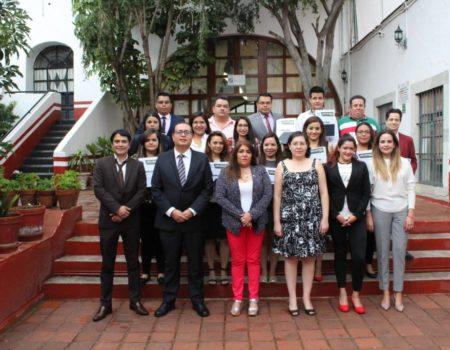 Culmina El Diplomado En Justicia Administrativa 2018 Impartido Por El TJA Guanajuato A Través Del Instituto De La Justicia Administrativa.