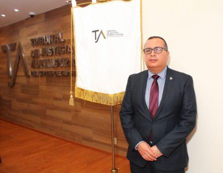 Magistrado Gerardo Arroyo Figueroa Rinde Protesta Como Presidente Del Tribunal De Justicia Administrativa Del Estado De Guanajuato Para El Periodo 2019-2020.